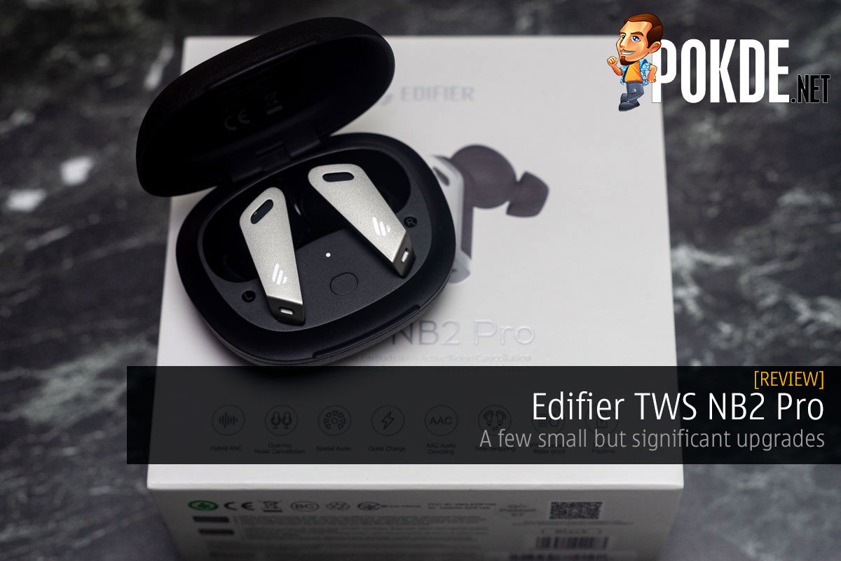 Edifier TWS NB2 Pro Review — a few small but significant upgrades 6