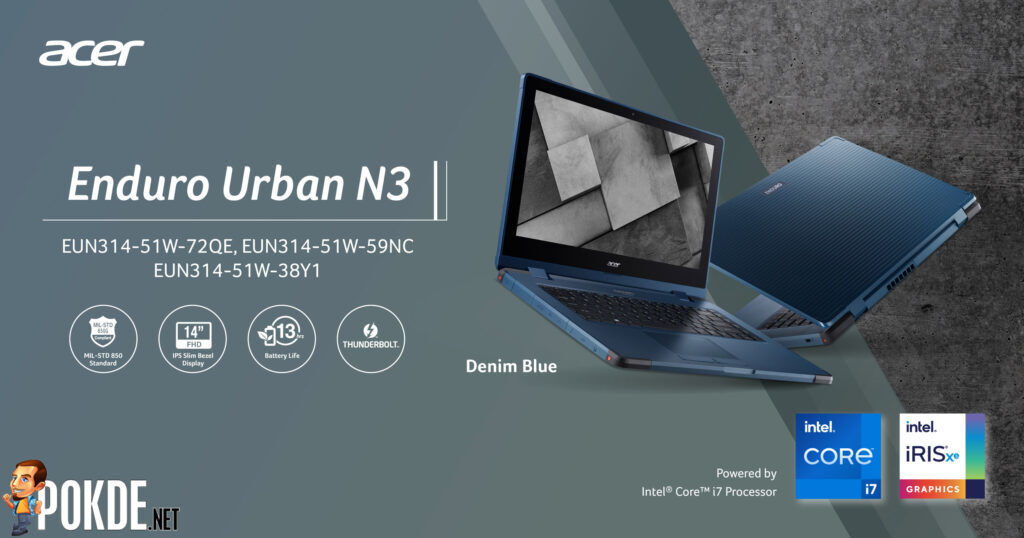 New Acer Enduro Urban N3 Arrives In Malaysia 23