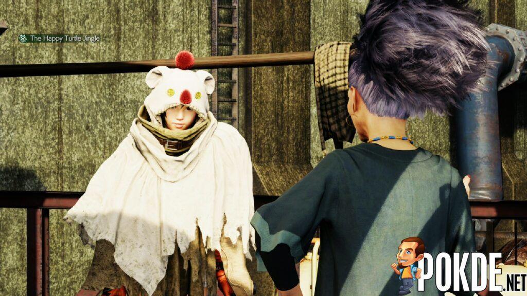 Final Fantasy 7 Remake Intergrade INTERmission