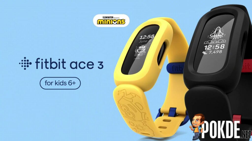 Fitbit Releases New Fitbit Ace 3 Special Edition: Minions Fitness Tracker For Kids 22