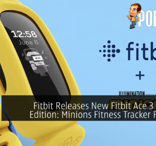 Fitbit Ace 3 Special Edition Minions cover
