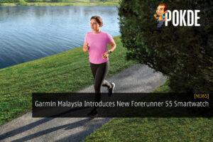 Garmin Malaysia Introduces New Forerunner 55 Smartwatch 30