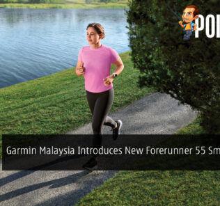 Garmin Malaysia Introduces New Forerunner 55 Smartwatch 25