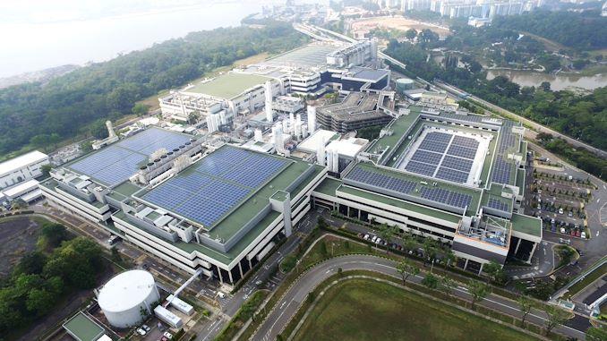 GlobalFoundries Singapore Campus