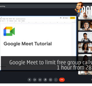 Google Meet free limit 1 hour cover