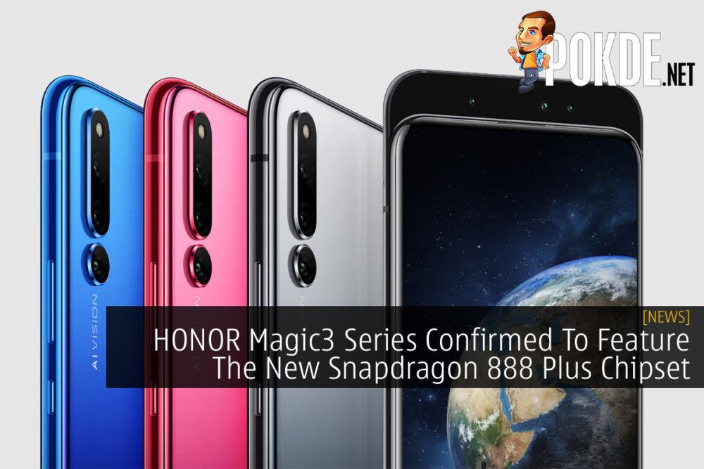 HONOR Magic3 Series Snapdragon 888 Plus cover