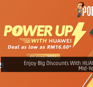 HUAWEI 6.6 Mid-Year Sale cover