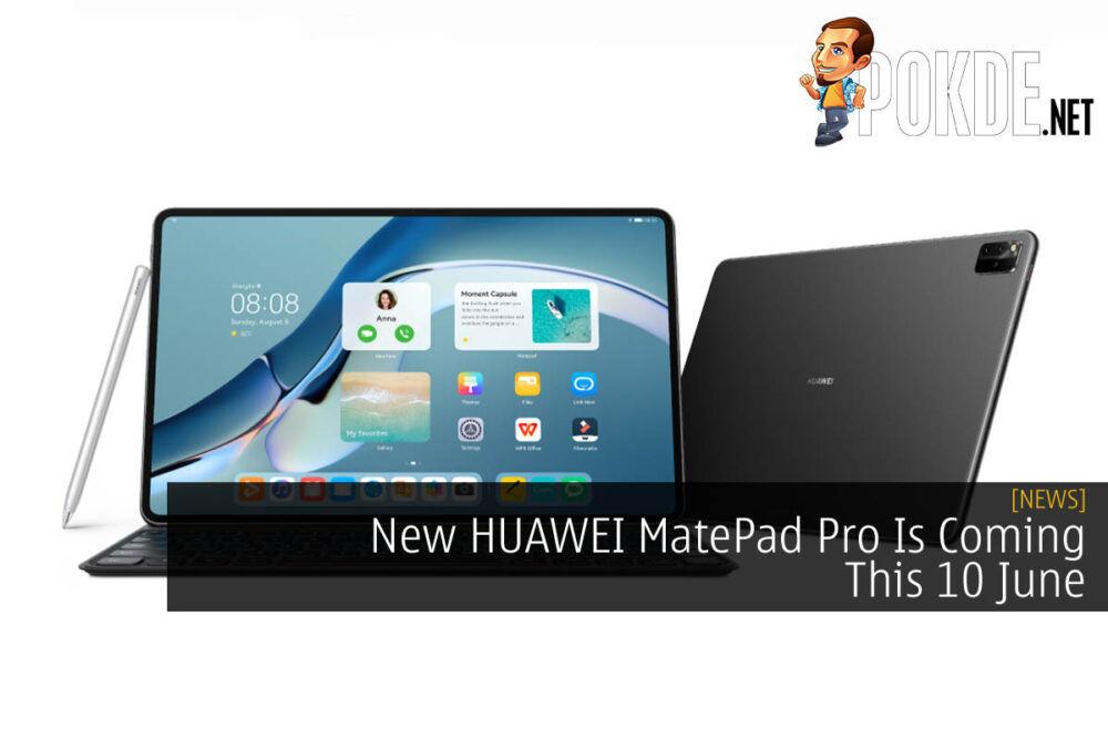 HUAWEI MatePad Pro 2021 cover