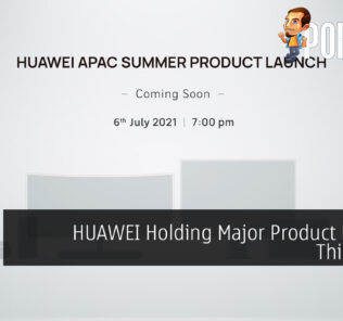 HUAWEI Product Launch July 6 cover