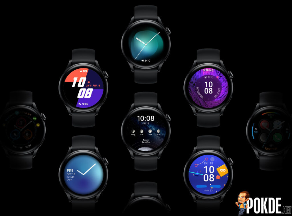 The New HUAWEI WATCH 3 Series Is Arriving In Malaysia Very Soon 23