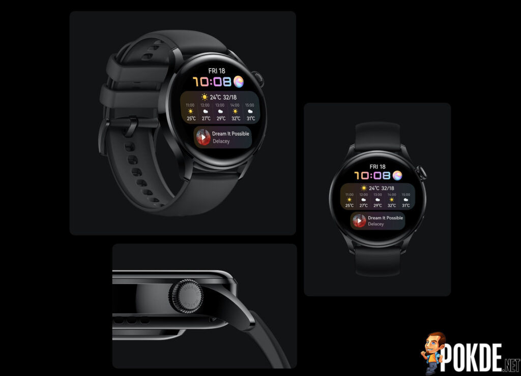 The New HUAWEI WATCH 3 Series Is Arriving In Malaysia Very Soon 24