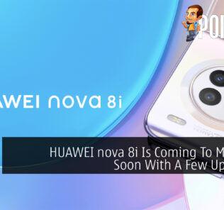 HUAWEI nova 8i cover
