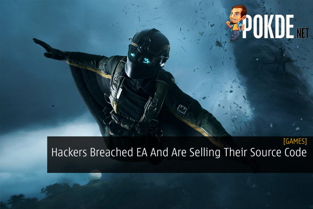 Hackers Breached EA And Are Selling Their Source Code 24