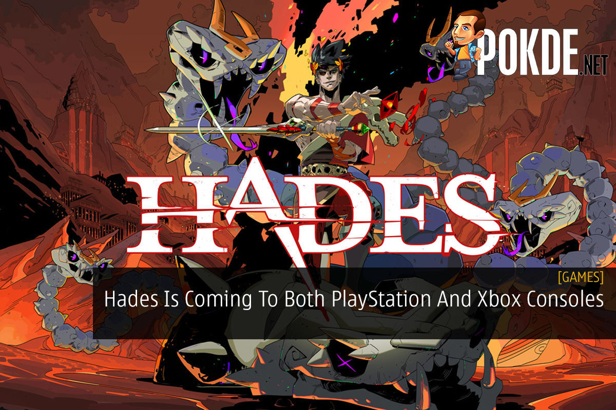 Hades Is Coming To Both PlayStation And Xbox Consoles 8