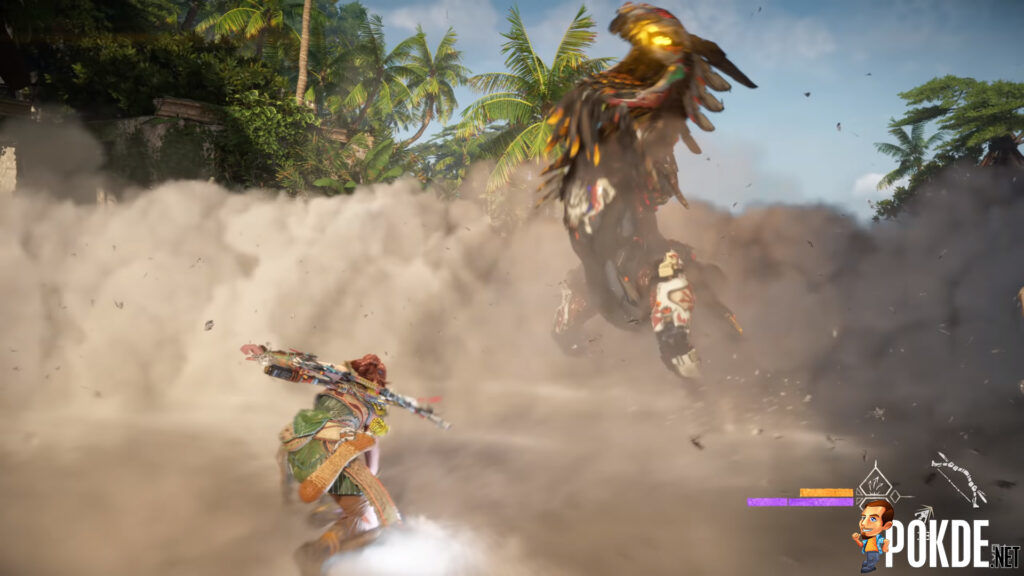 Horizon Forbidden West Gameplay Shows Game's New Combat, Equipment And Graphics 22