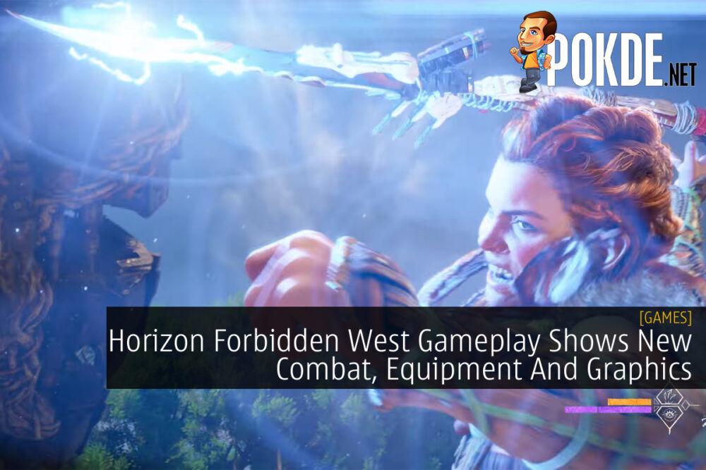 Horizon Forbidden West Gameplay cover