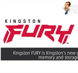 Kingston FURY gaming RAM SSD cover