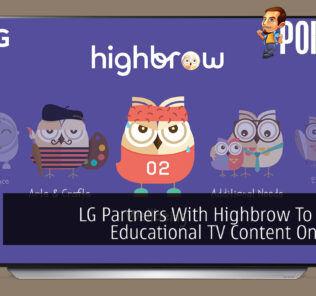 LG x Highbrow cover