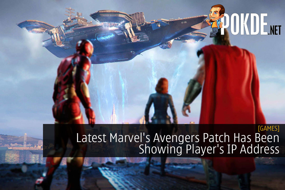 Latest Marvel's Avengers Patch Has Been Showing Player's IP Address 8