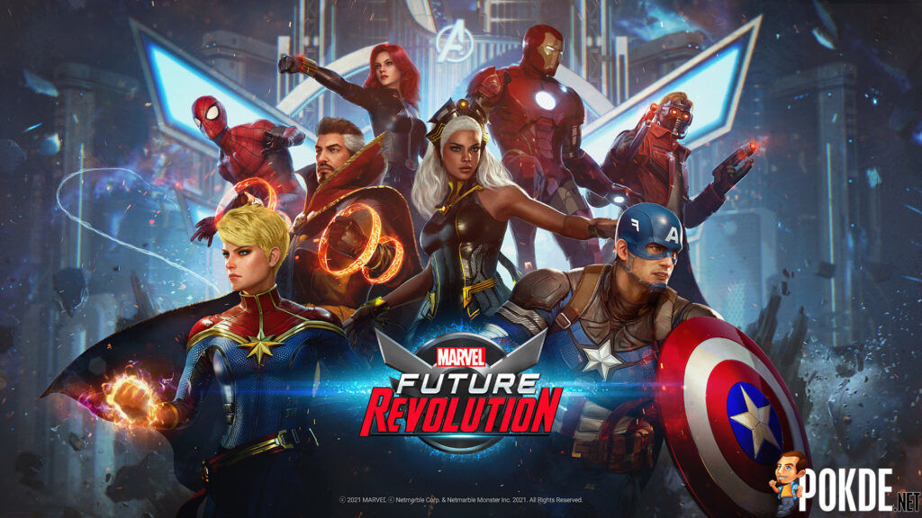 New Open World Action RPG MARVEL Future Revolution Is Open For Pre-registrations 27