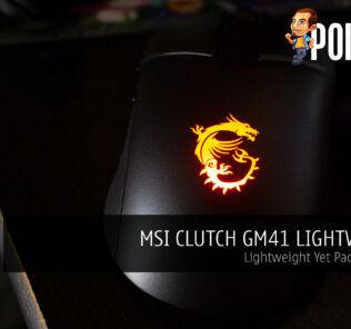 MSI CLUTCH GM41 LIGHTWEIGHT Review — Lightweight Yet Packs A Punch 28