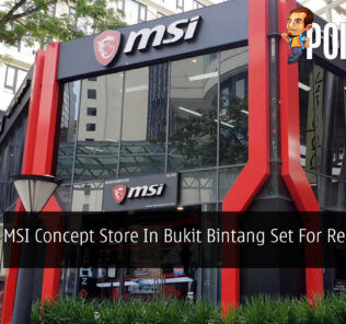 MSI Concept Store In Bukit Bintang Set For Relocation 24