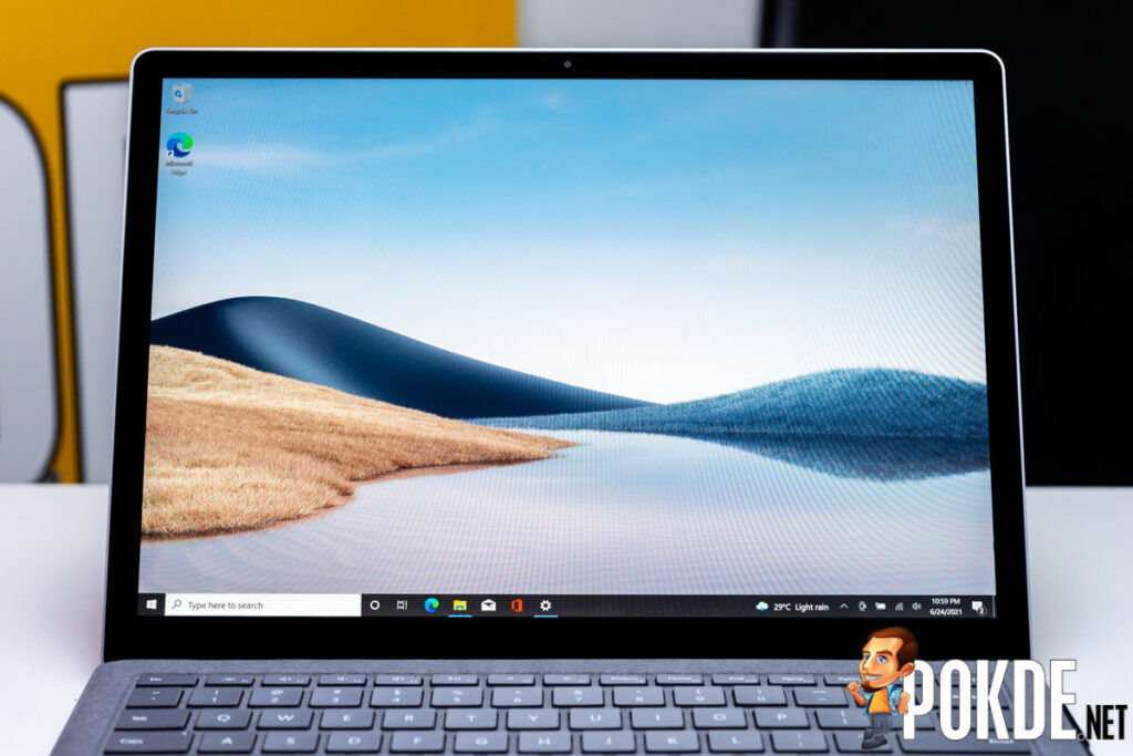 Microsoft Surface Laptop 4 Review-17
