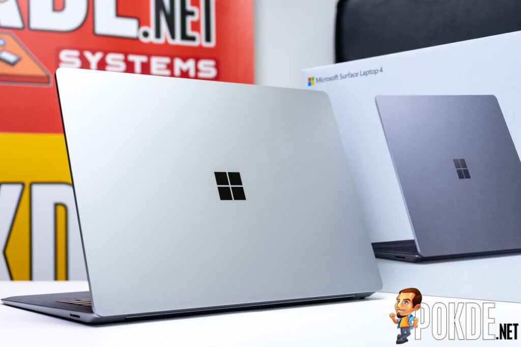Microsoft Surface Laptop 4 Review-4