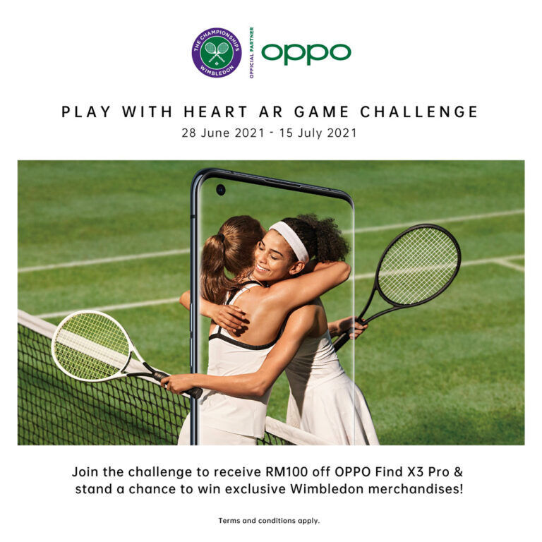 OPPO Malaysia #PlayWithHeart campaign