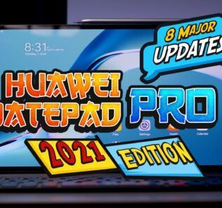 The 8 major updates for the Huawei MatePad Pro 2021 Edition 26