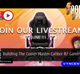 PokdeLIVE 107 — Building The Cooler Master Caliber R2 Gaming Chair! 26