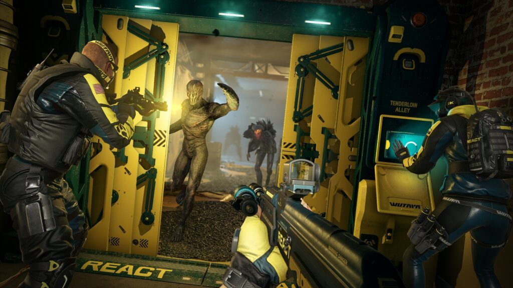 [E3 2021] Rainbow Six Extraction Will Have You Face Against Aliens