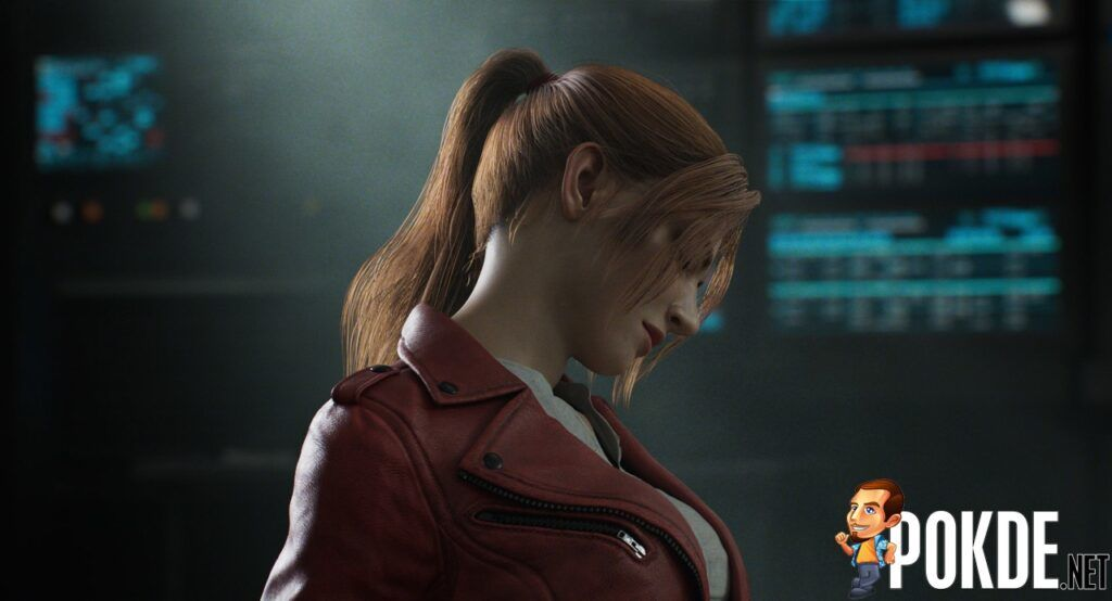 Netflix Releases Character Bios For RESIDENT EVIL Infinite Darkness 24