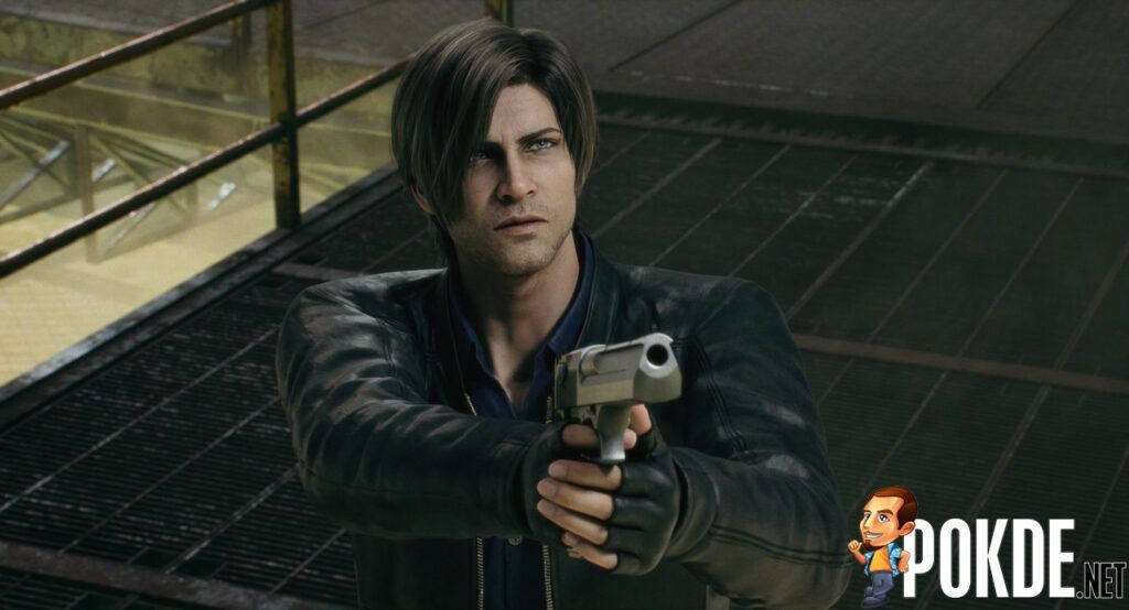 Netflix Releases Character Bios For RESIDENT EVIL Infinite Darkness 22