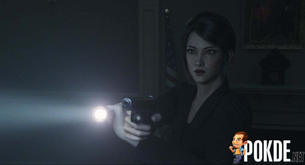 Netflix Releases Character Bios For RESIDENT EVIL Infinite Darkness 25