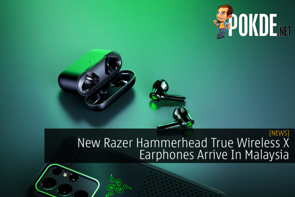 Razer Hammerhead True Wireless X cover