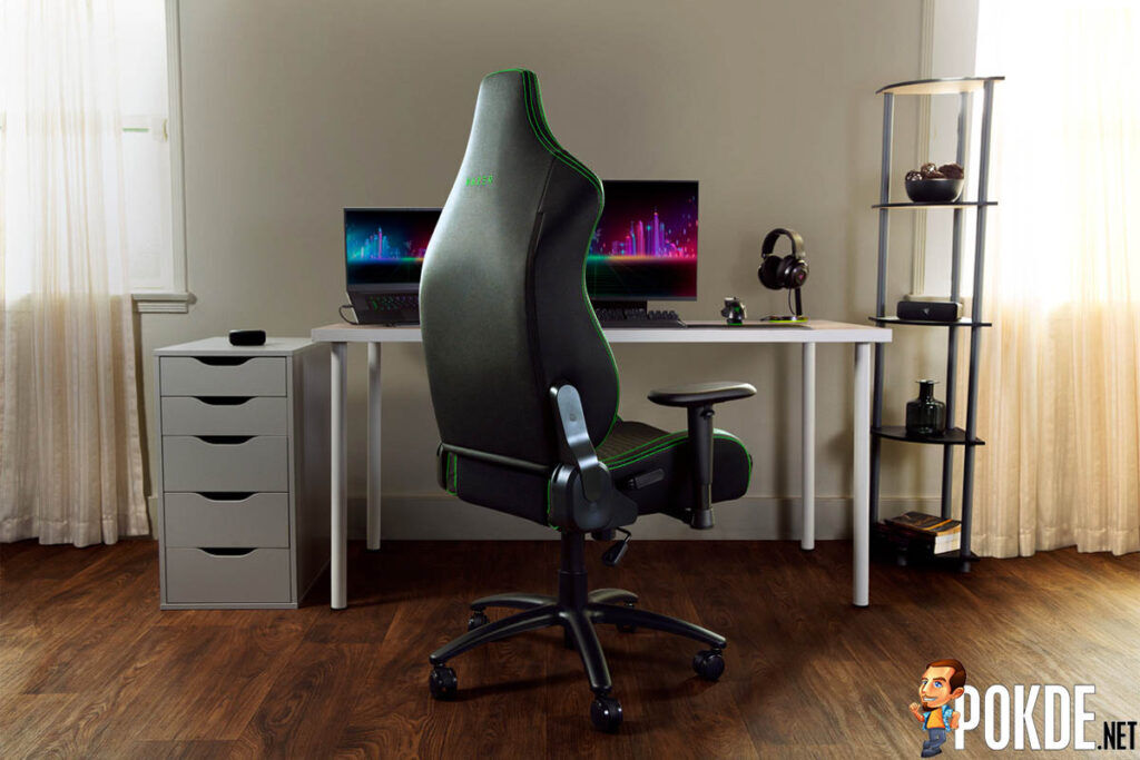 New Razer Iskur X Gaming Chair Available Now In Malaysia 22
