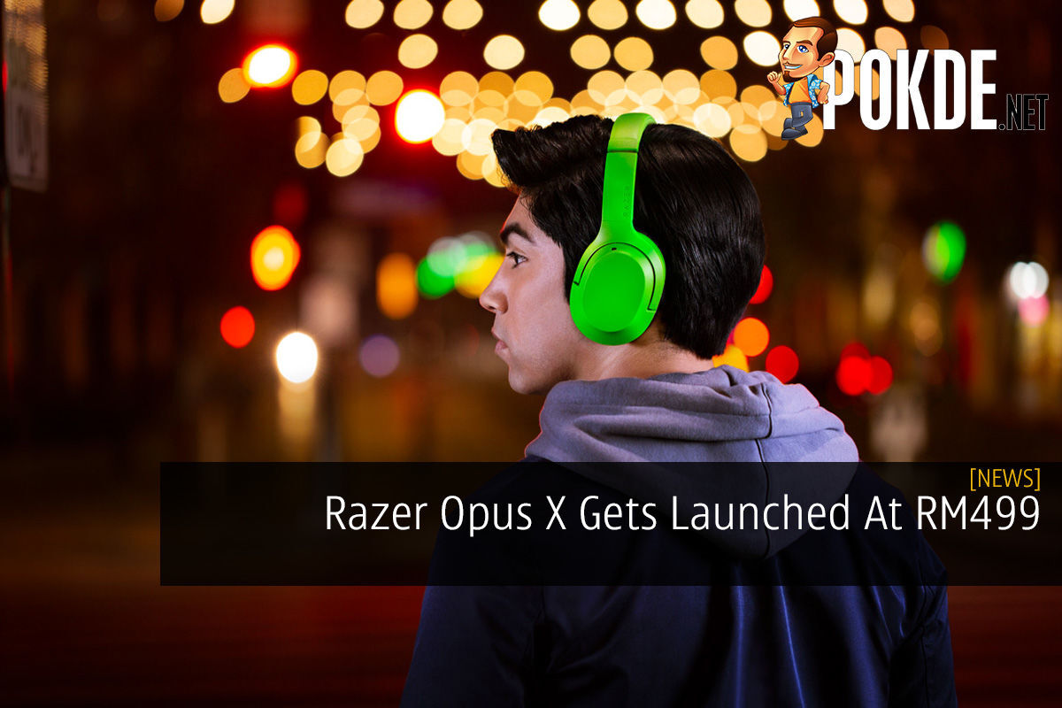 Razer Opus X Gets Launched At RM499 6