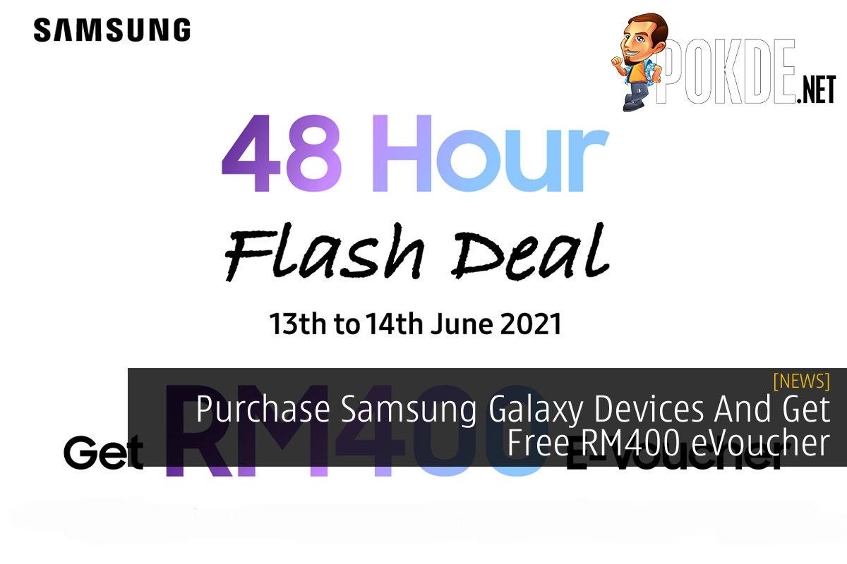 Samsung Galaxy Flash Deals cover
