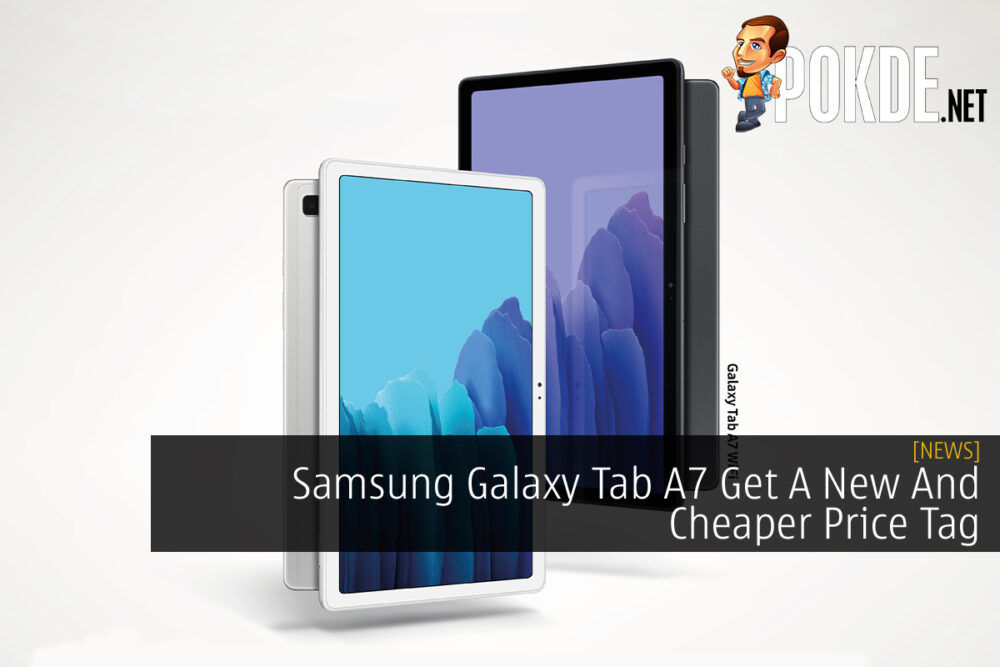 Samsung Galaxy Tab A7 New Price cover