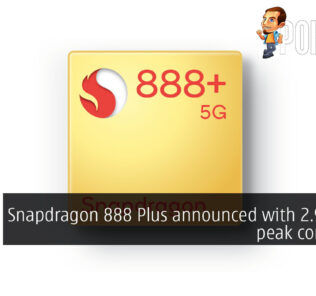 Snapdragon 888 Plus cover