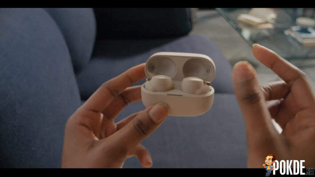 Leaked Product Video Showcases New Sony WF-1000XM4 TWS Earbuds 21