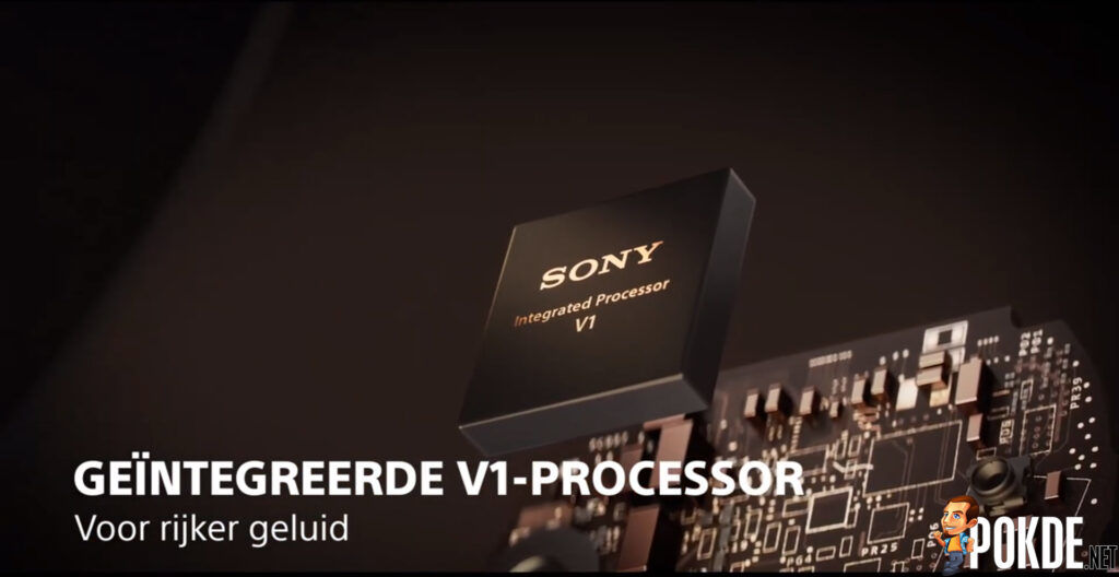 Leaked Product Video Showcases New Sony WF-1000XM4 TWS Earbuds 20
