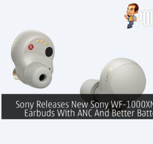 Sony WF-1000XM4 cover