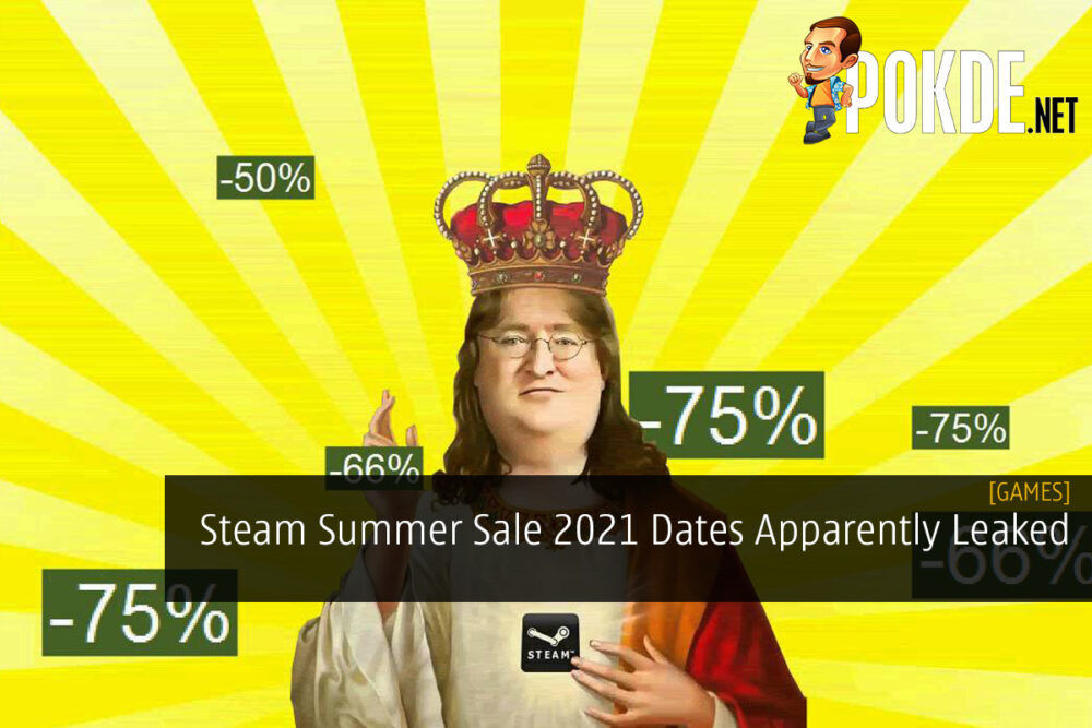 Steam Summer Sale 2021 Dates Apparently Leaked 22
