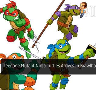 Teenage Mutant Ninja Turtles Arrives In Brawlhalla Today 24