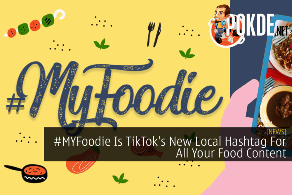 TikTok #MYFoodie cover