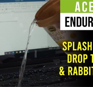 Acer Enduro N3 Full Review - Splash tested, Drop tested, and Rabbit? 28