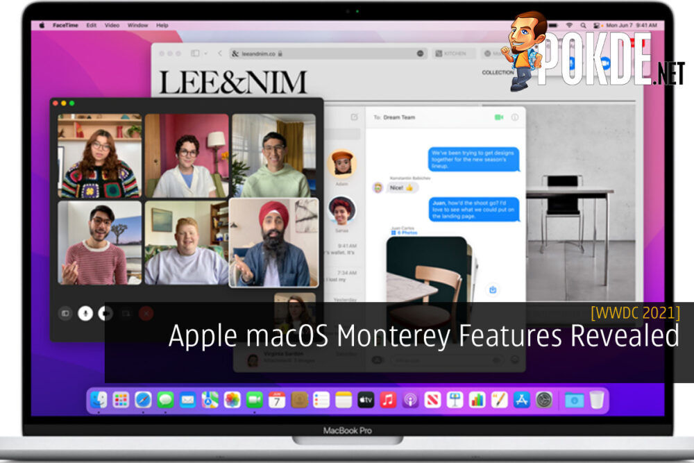 [WWDC 2021] Apple macOS Monterey Features Revealed 22