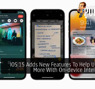 WWDC 2021 - iOS 15 cover